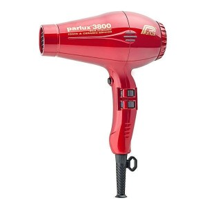 Фен Parlux 3800 Eco Friendly red