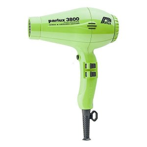 Фен Parlux 3800 Eco Friendly green